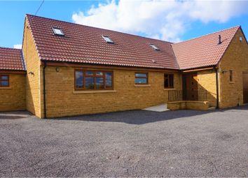 Thumbnail 5 bed detached bungalow for sale in Bridgehampton, Yeovil