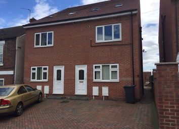 Thumbnail 4 bed semi-detached house to rent in View Road, Rotherham