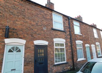 Thumbnail 2 bed terraced house to rent in Station View, Nantwich