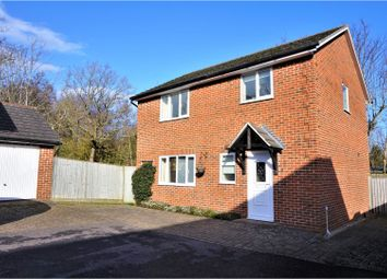 Thumbnail 3 bed detached house for sale in James Place, Tadley