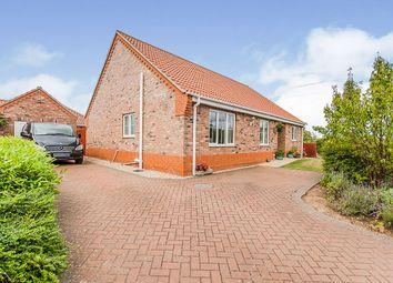 Thumbnail Detached bungalow for sale in Vicarage Lane, Helpringham, Sleaford