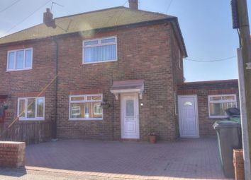 Thumbnail 2 bed semi-detached house to rent in Dene View East, Bedlington