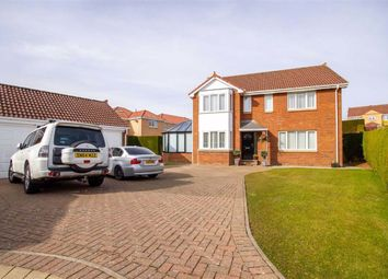 Thumbnail Detached house for sale in Meadow Grange, Berwick-Upon-Tweed, Northumberland