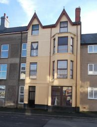 Thumbnail Block of flats for sale in Churton Street, Pwllheli