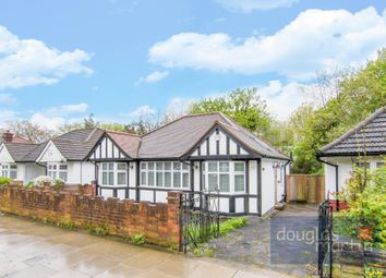 Thumbnail 2 bed detached bungalow for sale in Shirehall Park, London