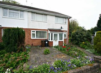Thumbnail 2 bed maisonette to rent in Marlbrook Close, Solihull, West Midlands