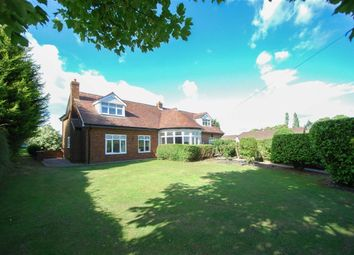 Thumbnail 4 bed detached house for sale in Bury & Rochdale Old Road, Heywood, Greater Manchester
