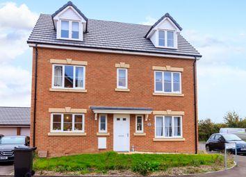 Thumbnail 5 bed detached house for sale in Parsonage Road, Trowbridge