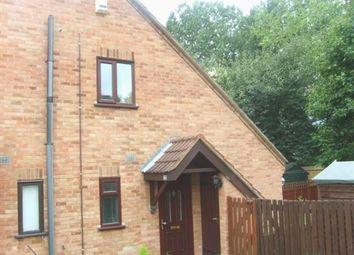 Thumbnail 1 bed terraced house to rent in Donnington, Bradville, Milton Keynes
