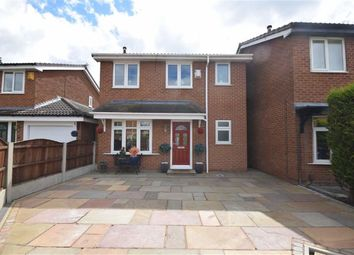 Thumbnail 3 bed detached house for sale in Riverway Close, Lostock Hall, Preston, Lancashire