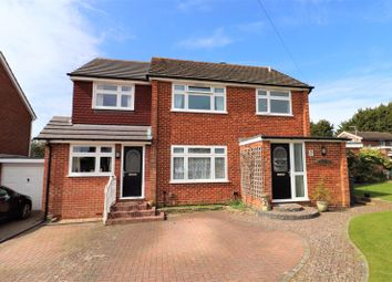 Thumbnail 4 bed detached house for sale in Spey Close, Worthing