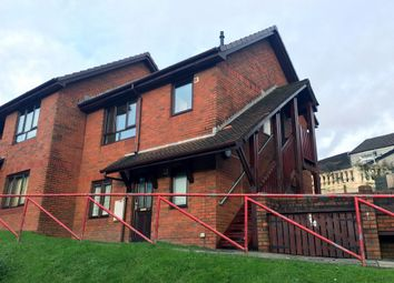 Thumbnail 1 bedroom flat to rent in Gwern Las, Victor Road, Abertillery, Gwent