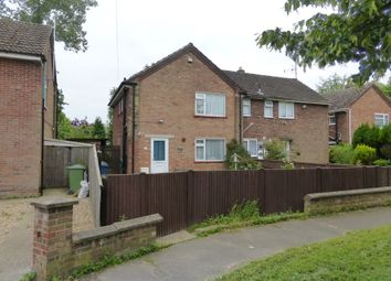 Thumbnail 3 bedroom semi-detached house for sale in Baxter Close, Wisbech