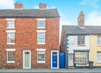 Thumbnail 3 bed end terrace house for sale in Chartley, Balance Street, Uttoxeter