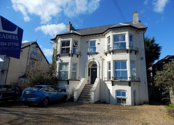 Thumbnail 1 bed flat to rent in Brownlow Road, Felixstowe