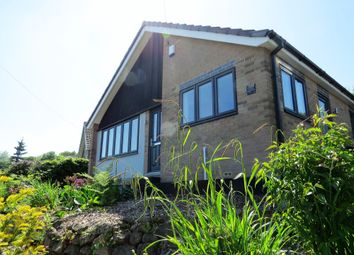 Thumbnail 3 bed detached bungalow for sale in Castle View Drive, Cromford, Matlock