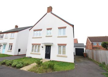 Thumbnail 4 bed detached house for sale in Seal Crescent, New Waltham, Grimsby