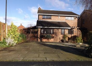 Thumbnail 3 bed detached house for sale in Seamons Road, Altrincham, Greater Manchester, .