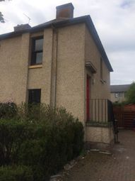 Thumbnail 3 bed flat to rent in Carlops Crescent, Penicuik, Midlothian
