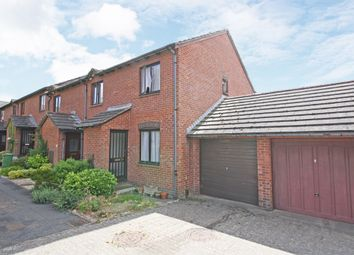Thumbnail 2 bed end terrace house for sale in Nurseries Close, Topsham, Exeter