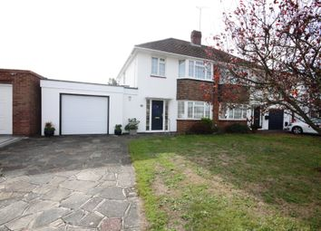 Thumbnail 3 bed semi-detached house for sale in Derwent Drive, Petts Wood, Orpington