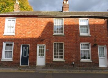 Thumbnail 3 bed terraced house to rent in Greencroft Street, Salisbury