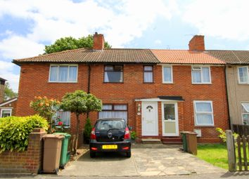 Thumbnail 3 bedroom terraced house to rent in Kelso Road, Carshalton
