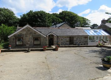 Thumbnail 1 bed detached bungalow for sale in Tremethick Cross, Penzance