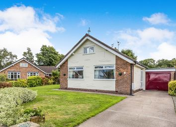 Thumbnail 5 bed bungalow for sale in Meadow Avenue, Goostrey, Crewe