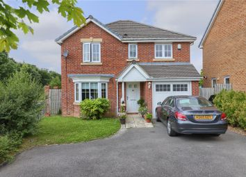 Thumbnail 4 bed detached house for sale in The Covert, Coulby Newham, Middlesbrough