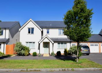 Thumbnail 4 bed detached house for sale in Wren Gardens, Portishead, Bristol