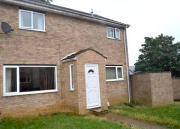 Thumbnail 3 bed property to rent in Roughton Close, Kettering