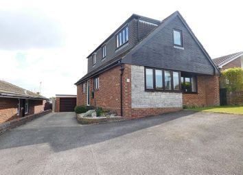 Thumbnail 4 bed detached bungalow for sale in St. Johns Avenue, Purbrook, Waterlooville