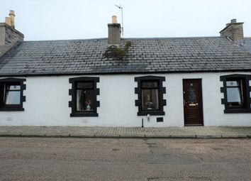 Thumbnail 2 bed terraced house for sale in Barrock Street, Thurso