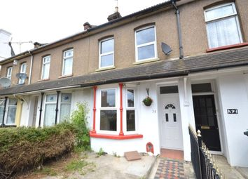 Thumbnail 3 bed terraced house to rent in High Street, Northfleet, Gravesend
