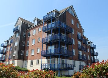 Thumbnail 2 bed flat to rent in Corscombe Close, Weymouth