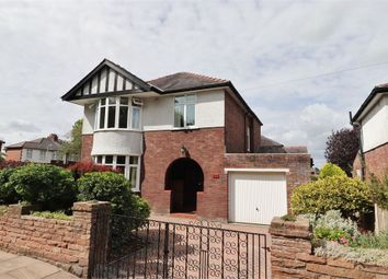 Thumbnail 3 bed detached house for sale in Beech Grove, Stanwix, Carlisle, Cumbria