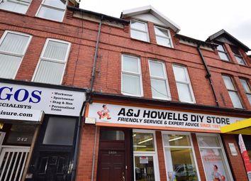 Thumbnail 3 bed flat to rent in Rake Lane, Wallasey, Merseyside