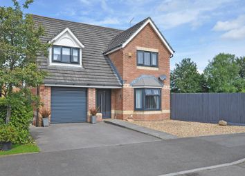 4 bed detached house for sale in Exceptional Family House, Lancers Way, Newport NP10
