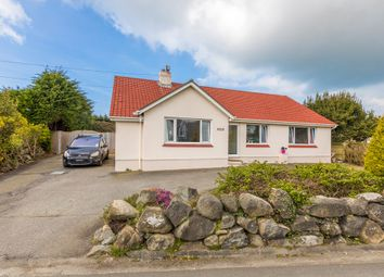 Thumbnail 4 bed detached bungalow for sale in Rue Du Clos, St. Sampson, Guernsey