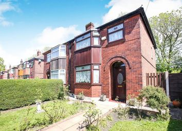 Thumbnail 3 bedroom semi-detached house for sale in Chapman Street, Manchester