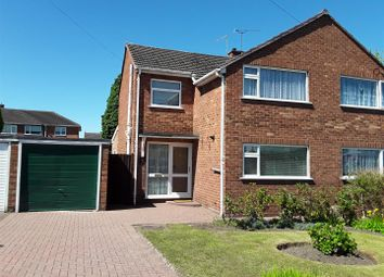 Thumbnail 3 bed semi-detached house for sale in Tenbury Drive, Trench, Telford