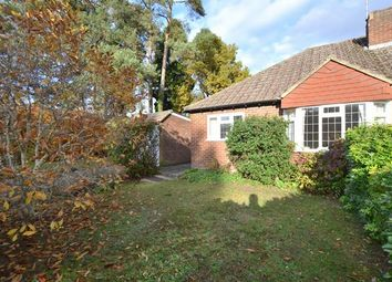 Thumbnail 2 bed semi-detached bungalow for sale in Linkway, Church Crookham, Fleet
