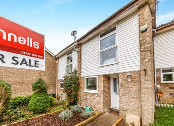 Thumbnail 2 bed terraced house for sale in Westfield Court, St.Albans