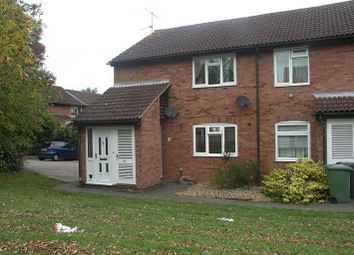 Thumbnail 1 bed flat to rent in Cowslip Bank, Lychpit, Basingstoke