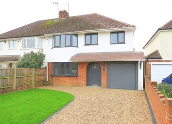 Thumbnail 4 bed semi-detached house for sale in Bullens Green Lane, Colney Heath, St. Albans