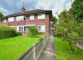 Thumbnail 2 bed flat for sale in Woodstock Avenue, Cheadle Hulme, Cheadle