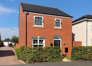 Thumbnail 4 bed detached house for sale in Red Norman Rise, Holmer, Hereford
