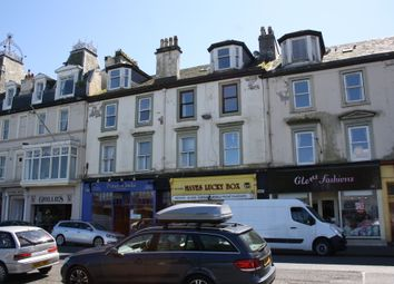 Thumbnail 1 bed flat for sale in Flat 2/1, 65 Victoria Street, Rothesay, Isle Of Bute