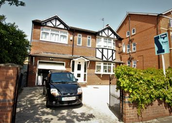 Thumbnail 4 bed detached house for sale in Fog Lane, Didsbury, Manchester